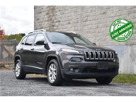 2018 Jeep Cherokee North (Stk: JEL317A) in Kingston - Image 1 of 25