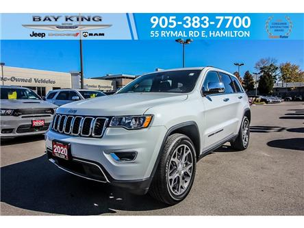 2020 Jeep Grand Cherokee Limited (Stk: 7144R) in Hamilton - Image 1 of 24