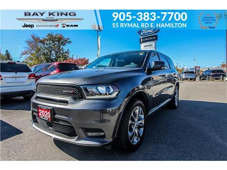 2020 Dodge Durango GT (Stk: 7145) in Hamilton - Image 1 of 28