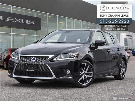 2015 Lexus CT 200h Base (Stk: Y3840A) in Ottawa - Image 1 of 30