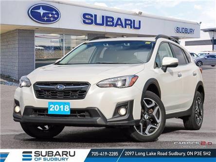 2018 Subaru Crosstrek Limited (Stk: S20198A) in Sudbury - Image 1 of 26