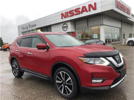 2017 Nissan Rogue SL Platinum (Stk: P2748) in Cambridge - Image 1 of 30