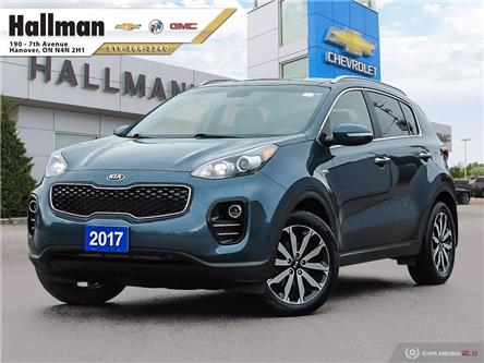 2017 Kia Sportage EX (Stk: 21011A) in Hanover - Image 1 of 25