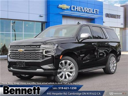 2021 Chevrolet Tahoe Premier (Stk: 210044) in Cambridge - Image 1 of 23