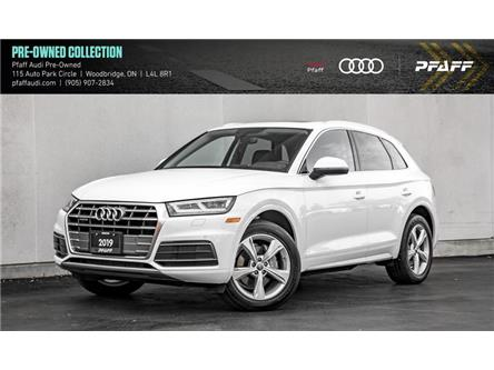 2019 Audi Q5 45 Progressiv (Stk: C7884) in Vaughan - Image 1 of 22
