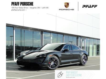 2020 Porsche Taycan 4S (Stk: P15802) in Vaughan - Image 1 of 16