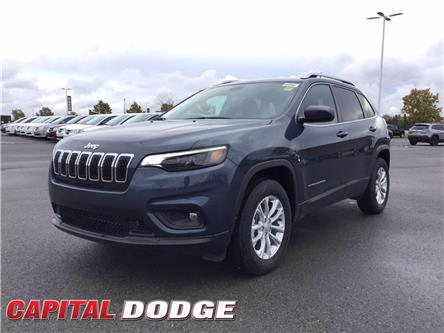 2020 Jeep Cherokee North (Stk: L00235) in Kanata - Image 1 of 22