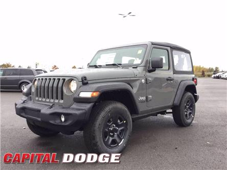 2021 Jeep Wrangler Sport (Stk: M00047) in Kanata - Image 1 of 19
