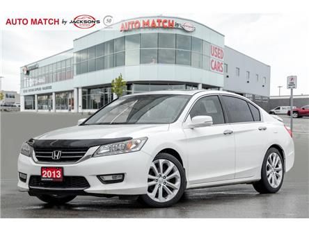 2013 Honda Accord Touring (Stk: U6301A) in Barrie - Image 1 of 22