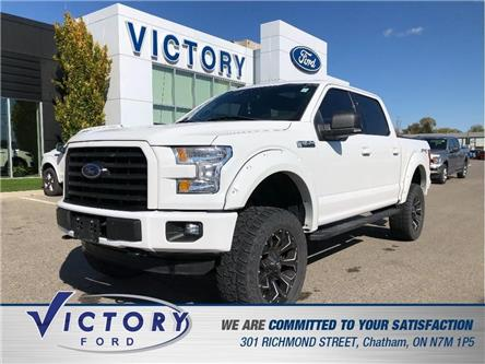 2016 Ford F-150  (Stk: V19805A) in Chatham - Image 1 of 25
