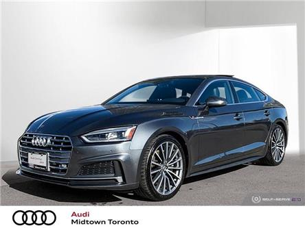 2018 Audi A5 2.0T Progressiv (Stk: P8371) in Toronto - Image 1 of 22