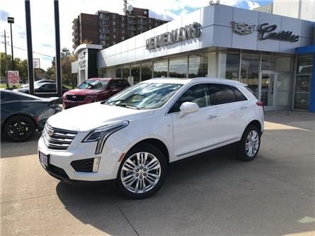 2017 Cadillac XT5 Premium Luxury (Stk: 20095A) in Chatham - Image 1 of 21