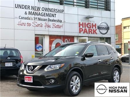 2015 Nissan Rogue SV (Stk: U1391) in Toronto - Image 1 of 23