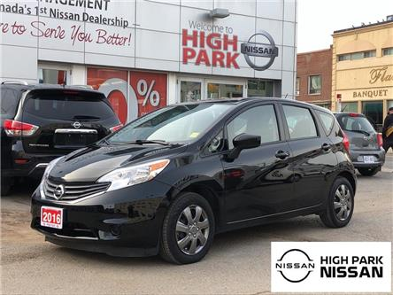 2016 Nissan Versa Note 1.6 S (Stk: B16048) in Toronto - Image 1 of 15