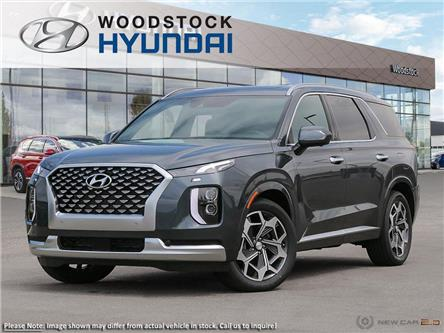 2021 Hyundai Palisade Ultimate Calligraphy (Stk: PE21022) in Woodstock - Image 1 of 23