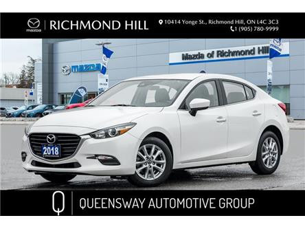 2018 Mazda Mazda3 GS (Stk: 21-054A) in Richmond Hill - Image 1 of 19