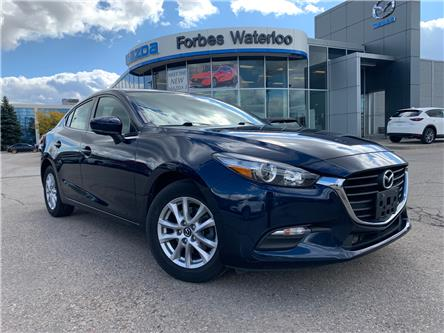 2017 Mazda Mazda3 GS (Stk: M6876A) in Waterloo - Image 1 of 4
