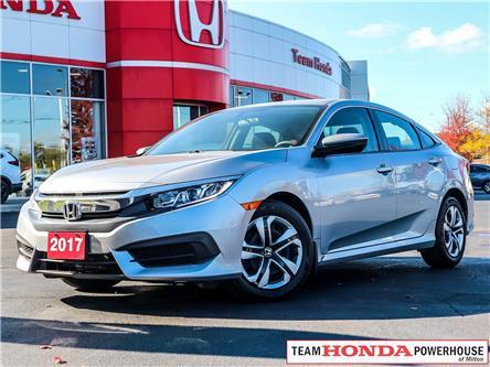 2017 Honda Civic LX (Stk: 3686) in Milton - Image 1 of 28