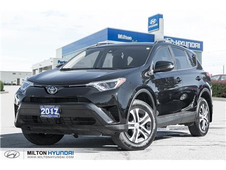 2017 Toyota RAV4 LE (Stk: 392255) in Milton - Image 1 of 19