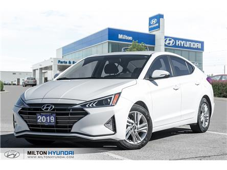 2019 Hyundai Elantra Preferred (Stk: 857878A) in Milton - Image 1 of 19