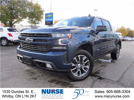 2021 Chevrolet Silverado 1500 RST (Stk: 21P012) in Whitby - Image 1 of 29