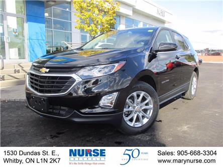 2021 Chevrolet Equinox LT (Stk: 21T015) in Whitby - Image 1 of 28