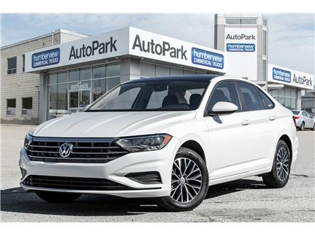 2019 Volkswagen Jetta 1.4 TSI Highline (Stk: APR9651) in Mississauga - Image 1 of 19