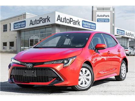 2019 Toyota Corolla Hatchback Base (Stk: APR9659) in Mississauga - Image 1 of 18