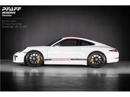 2016 Porsche 911 R (Stk: MC0635B) in Woodbridge - Image 1 of 22