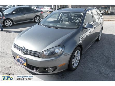 2013 Volkswagen Golf 2.0 TDI Highline (Stk: 667983) in Milton - Image 1 of 5
