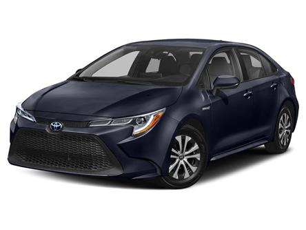 2021 Toyota Corolla Hybrid Base w/Li Battery (Stk: 210137) in Whitchurch-Stouffville - Image 1 of 9