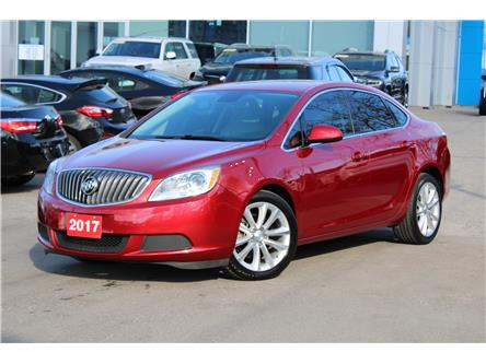 2017 Buick Verano Base (Stk: R12678) in Toronto - Image 1 of 27