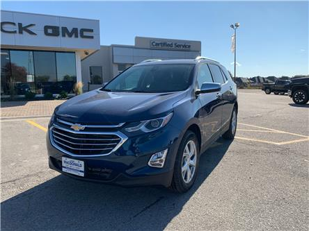 2021 Chevrolet Equinox Premier (Stk: 46986) in Strathroy - Image 1 of 7