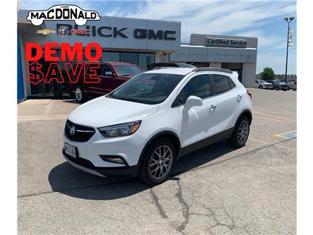 2020 Buick Encore Sport Touring (Stk: 45044) in Strathroy - Image 1 of 8