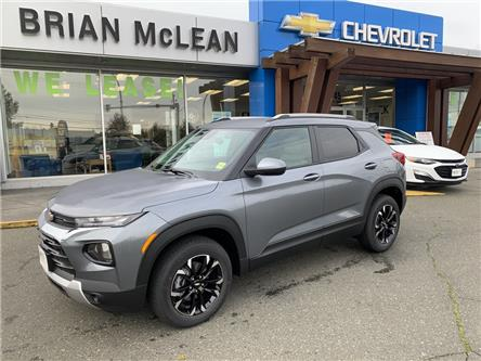 2021 Chevrolet TrailBlazer LT (Stk: M6037-21) in Courtenay - Image 1 of 5