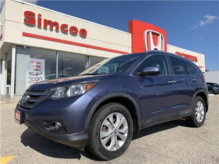 2013 Honda CR-V Touring (Stk: 20050A) in Simcoe - Image 1 of 19