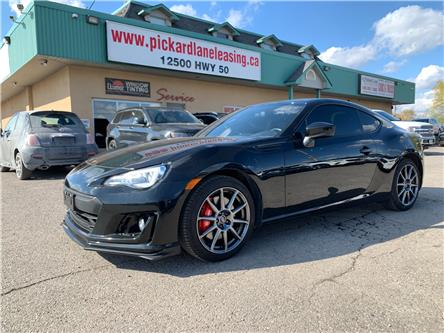 2018 Subaru BRZ Sport-tech RS (Stk: 602612) in Bolton - Image 1 of 9