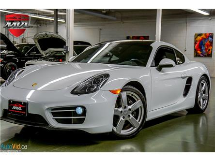 2014 Porsche Cayman Base (Stk: ) in Oakville - Image 1 of 31