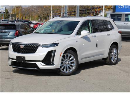 2021 Cadillac XT6 Premium Luxury (Stk: 3101489) in Toronto - Image 1 of 38