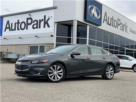 2017 Chevrolet Malibu Premier (Stk: 17-00085RJB) in Barrie - Image 1 of 28