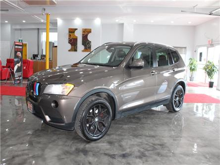 2013 BMW X3 xDrive28i (Stk: D07859) in Richmond Hill - Image 1 of 34