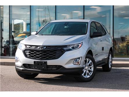 2021 Chevrolet Equinox LS (Stk: 11335) in Sarnia - Image 1 of 30