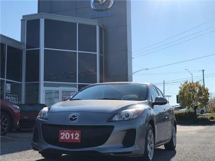 2012 Mazda Mazda3 Sport GX (Stk: 212401) in Gloucester - Image 1 of 15