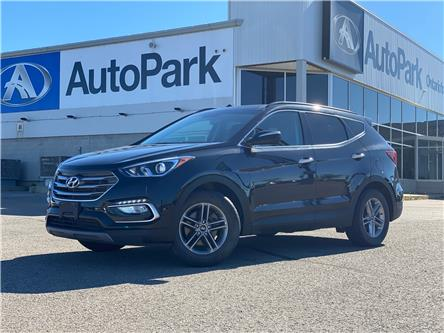 2018 Hyundai Santa Fe Sport 2.4 Luxury (Stk: 18-93369RJB) in Barrie - Image 1 of 30