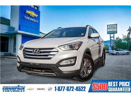 2013 Hyundai Santa Fe Sport  (Stk: P20-76A) in Trail - Image 1 of 21