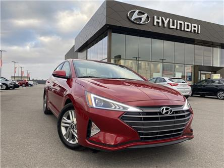 2019 Hyundai Elantra Preferred (Stk: 30487B) in Saskatoon - Image 1 of 21