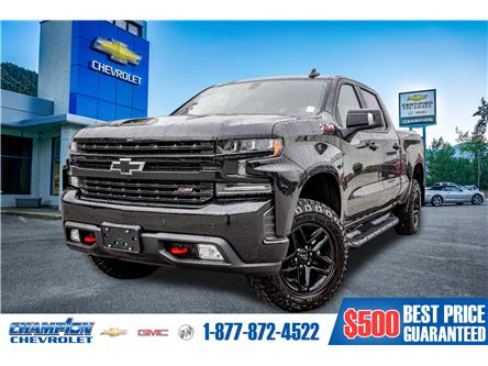2020 Chevrolet Silverado 1500 LT Trail Boss (Stk: 20-157) in Trail - Image 1 of 12