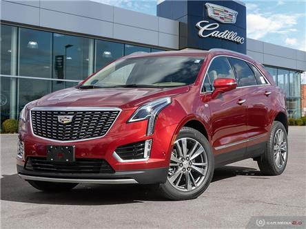 2021 Cadillac XT5 Premium Luxury (Stk: 152117) in London - Image 1 of 28