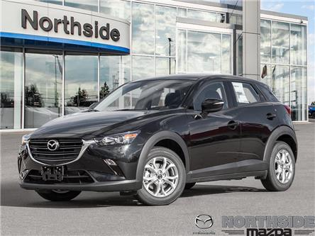 2021 Mazda CX-3 GS (Stk: M21059) in Sault Ste. Marie - Image 1 of 23