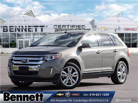 2014 Ford Edge SEL (Stk: 200382A) in Cambridge - Image 1 of 13